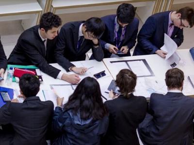 Chartered College of Teaching CTeach iris news image