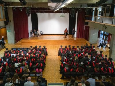 Chartered College of Teaching CTeach Chartered Teacher Graduation Blog News image